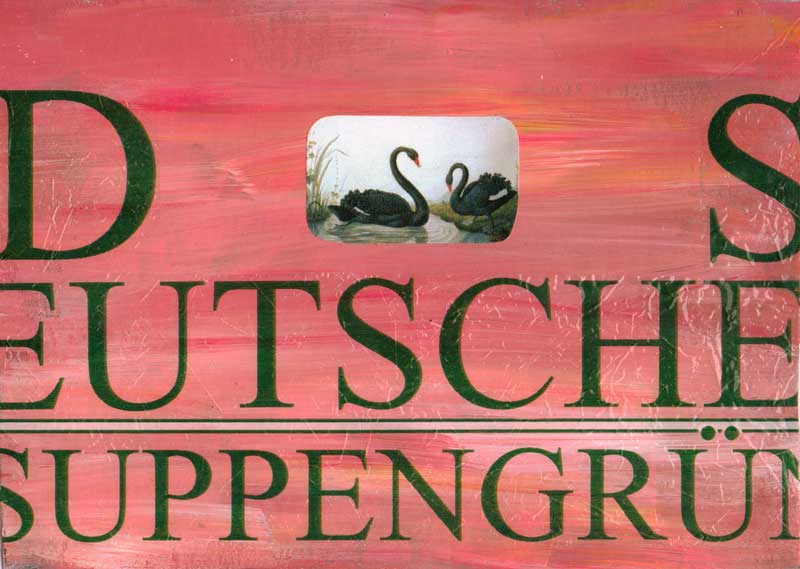 Deutsches Suppengrün